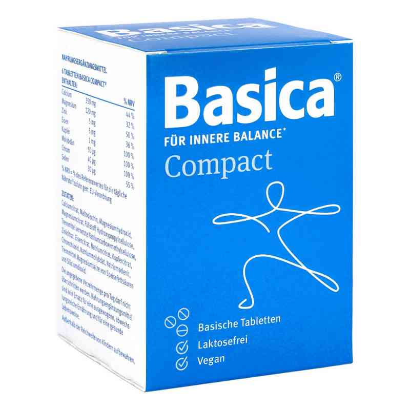 Basica compact Tabletten  bei juvalis.de bestellen