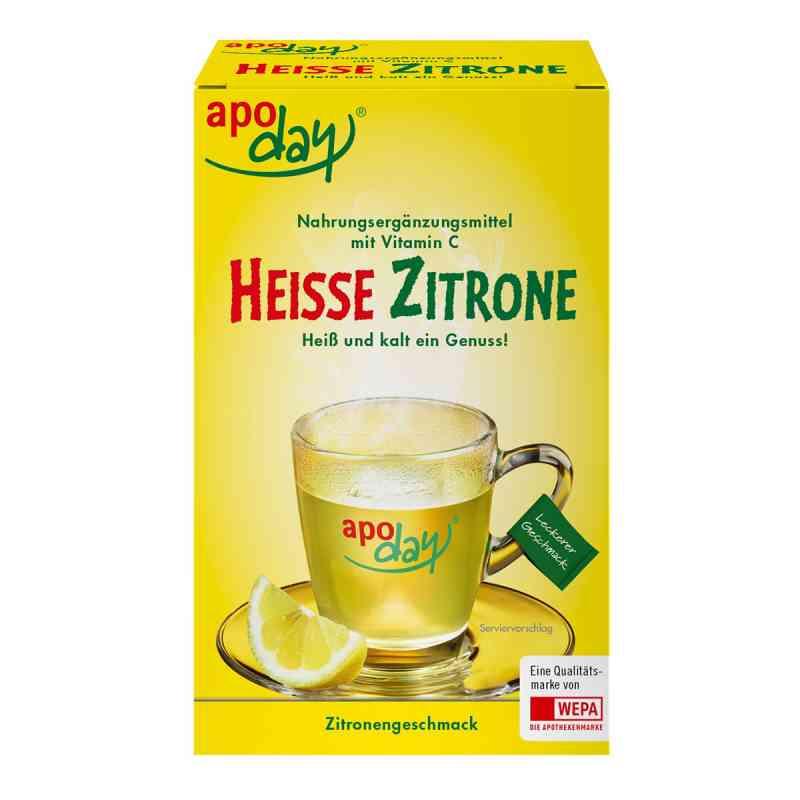Apoday Heisse Zitrone Vitamine c Pulver  bei juvalis.de bestellen