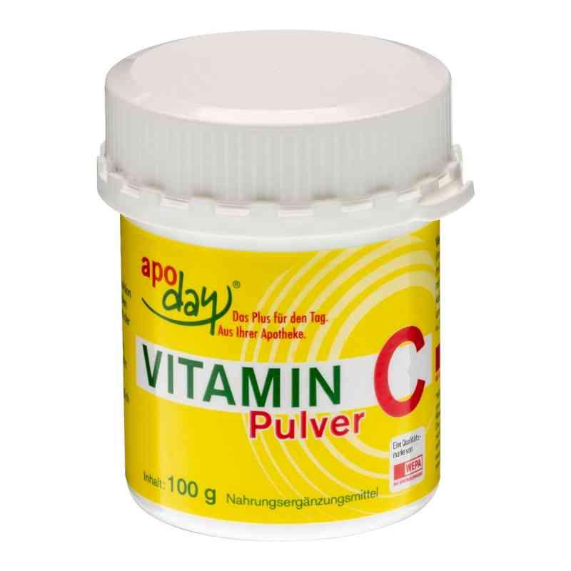 Vitamin C Dose Pulver  bei juvalis.de bestellen