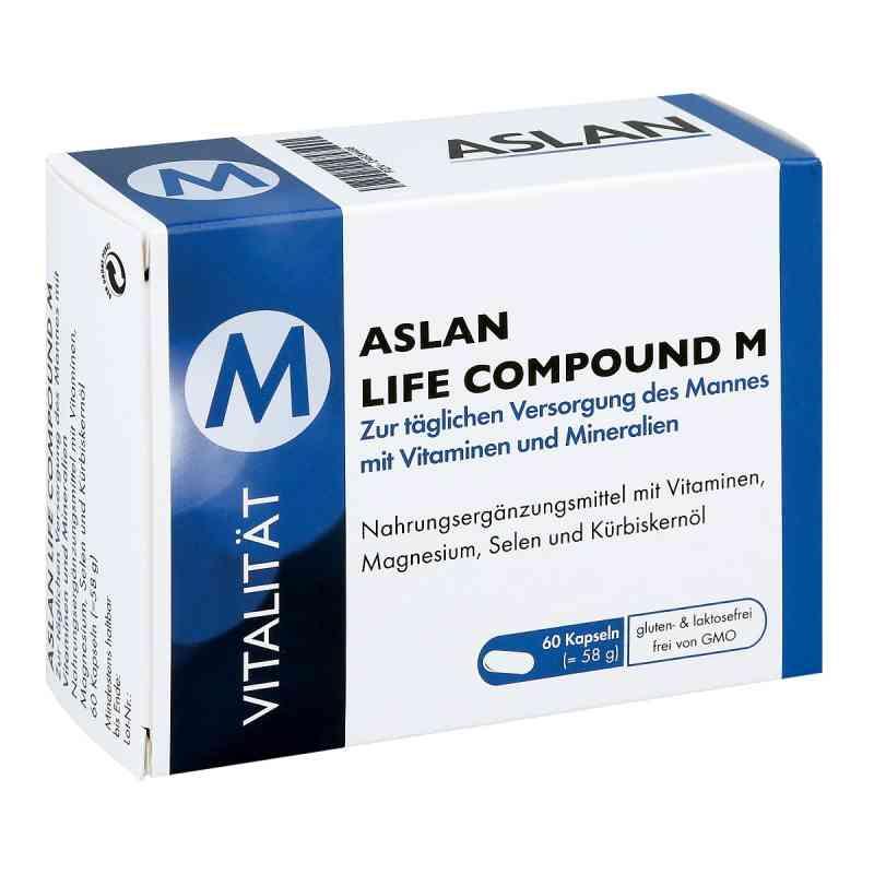 Aslan Life Compound M Kapseln  bei juvalis.de bestellen