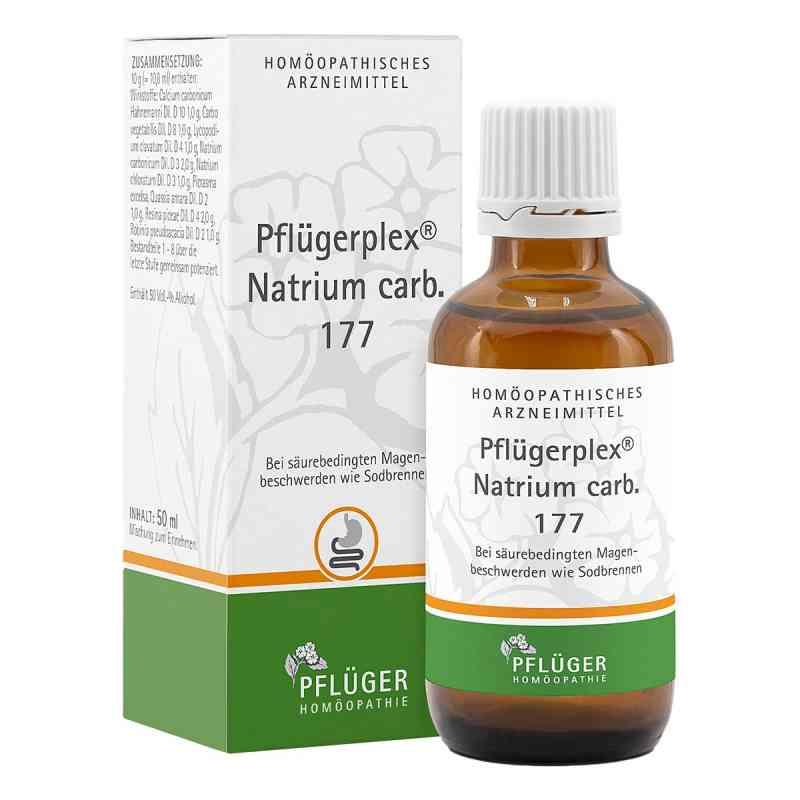 Pflügerplex Natrium carb. 177 Tropfen  bei juvalis.de bestellen