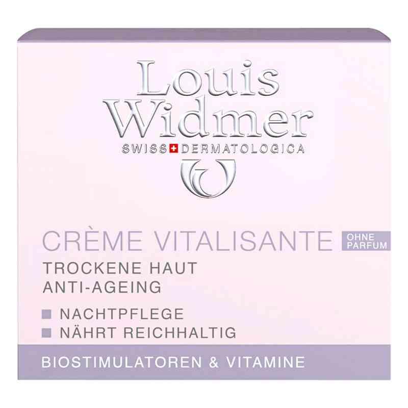 Widmer Creme Vitalisante unparfümiert  bei juvalis.de bestellen