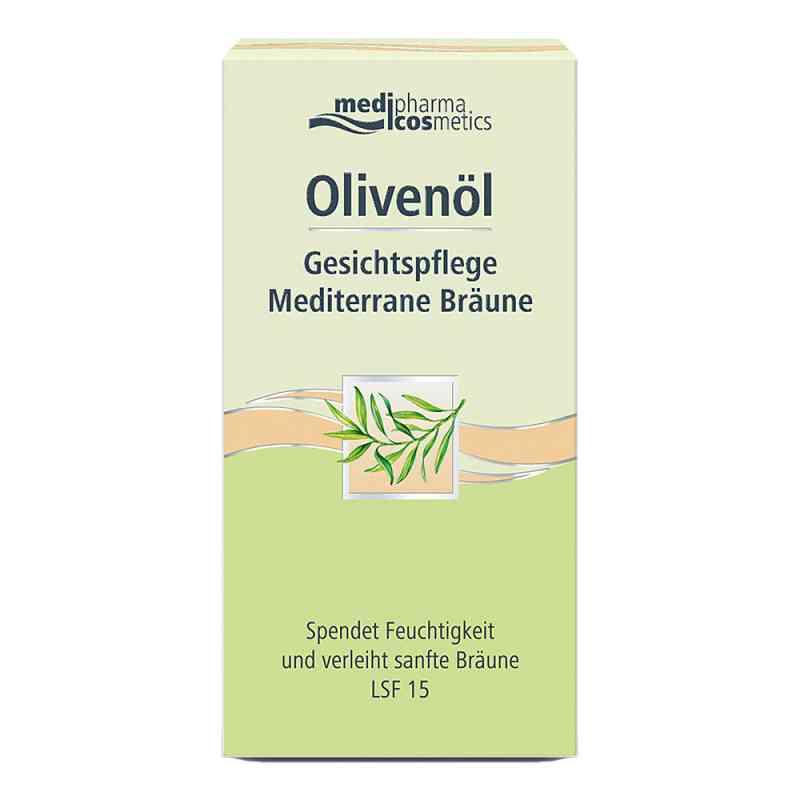 Olivenöl Gesichtspflege Creme mediterrane Bräune  bei juvalis.de bestellen