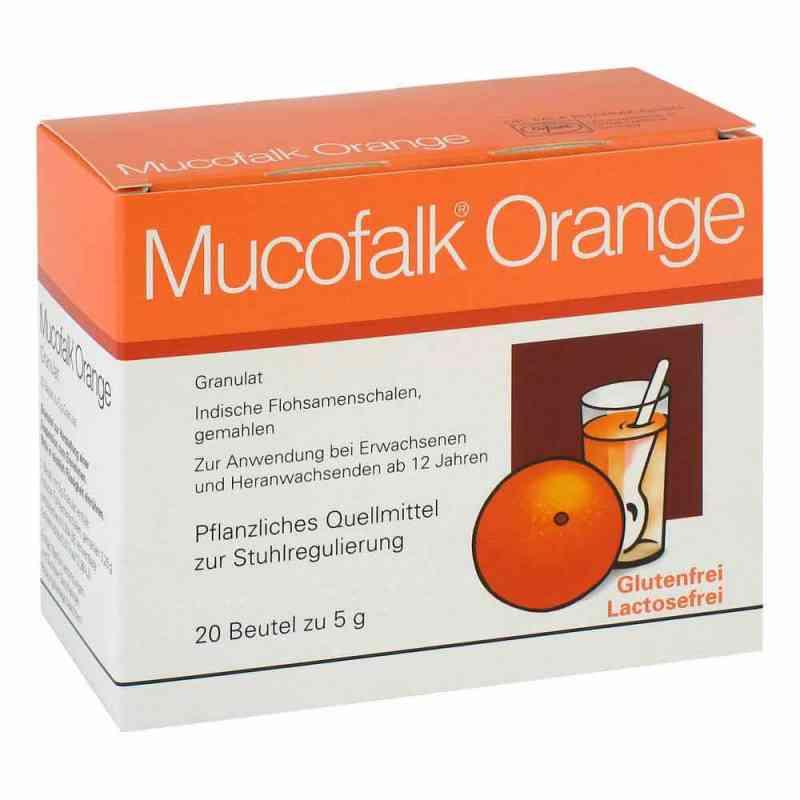 Mucofalk Orange Beutel  bei juvalis.de bestellen