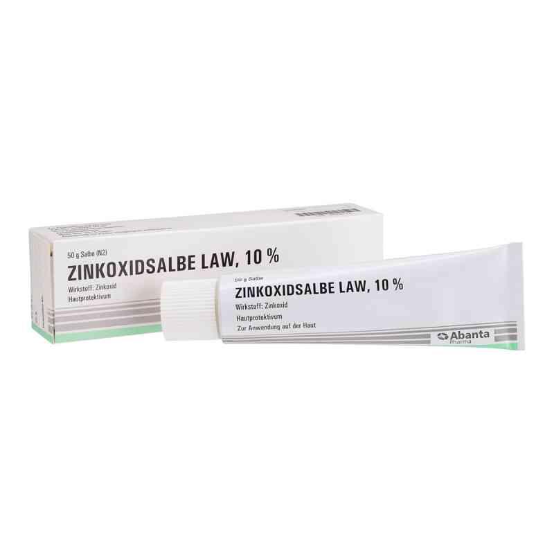 Zinkoxid Salbe Law  bei juvalis.de bestellen