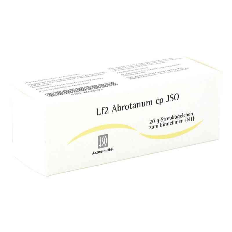 Jso Jkh Lymphmittel Lf 2 Abrotanum cp Globuli  bei juvalis.de bestellen