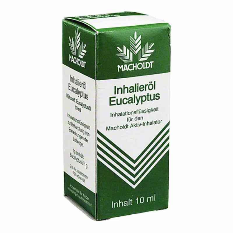 Macholdt Inhalieröl Eukalyptus  bei juvalis.de bestellen