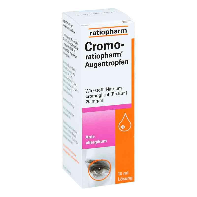 Cromo-ratiopharm  bei juvalis.de bestellen