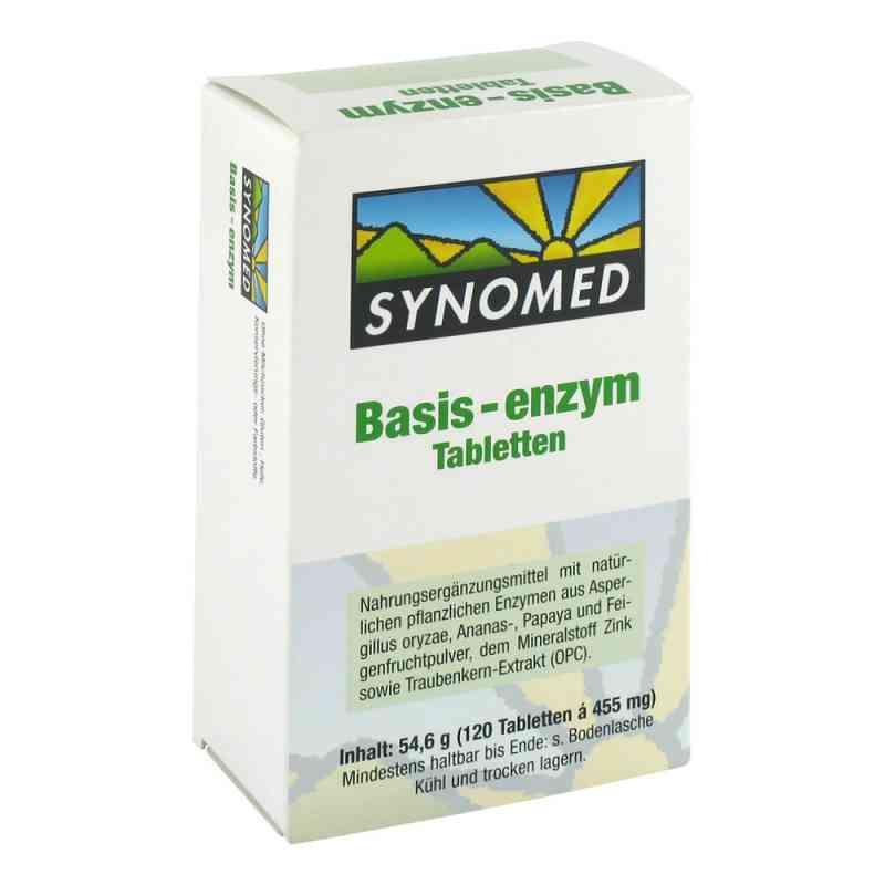 Basis Enzym Tabletten  bei juvalis.de bestellen