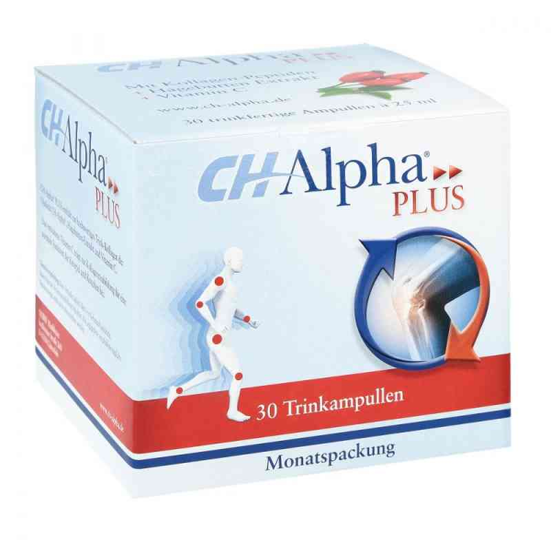 Ch Alpha Plus Trinkampullen  bei juvalis.de bestellen