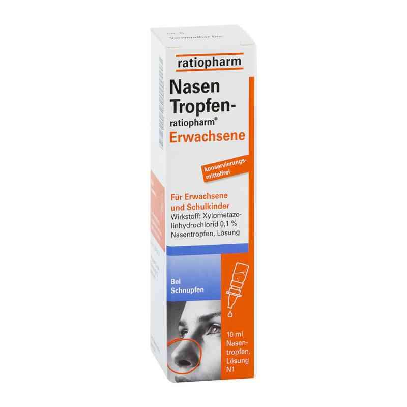 NasenTropfen-ratiopharm Erwachsene  bei juvalis.de bestellen