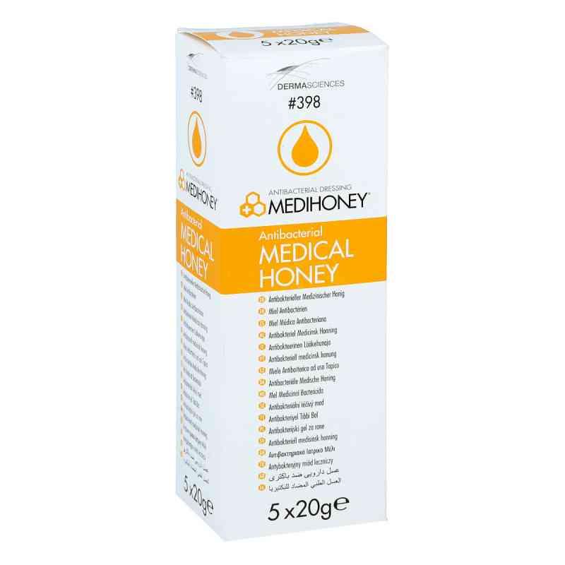 Medihoney Antibakterieller Medizinischer Honig  bei juvalis.de bestellen