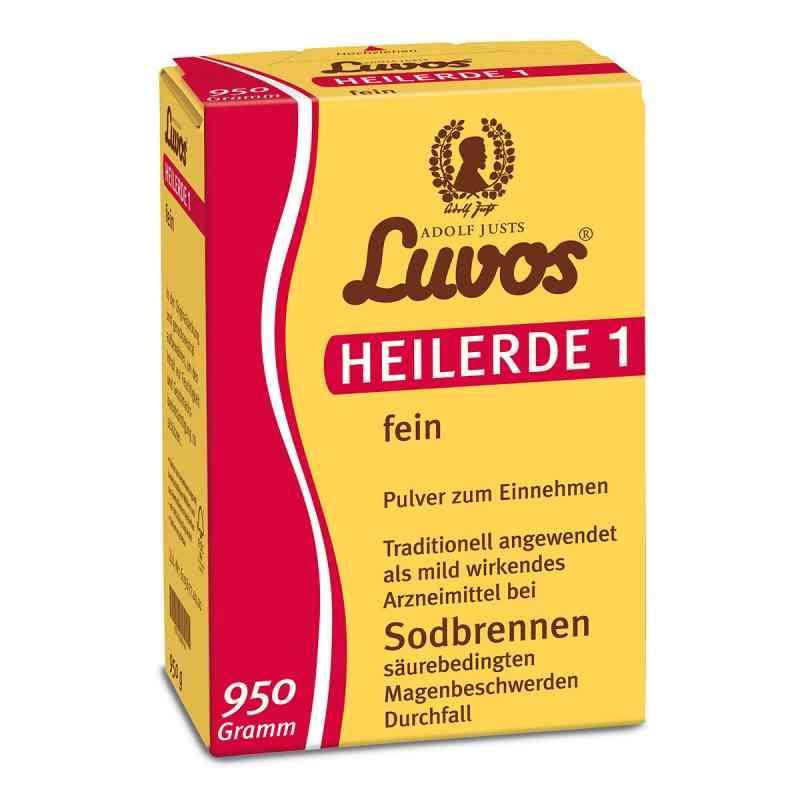 Luvos Heilerde 1 fein  bei juvalis.de bestellen