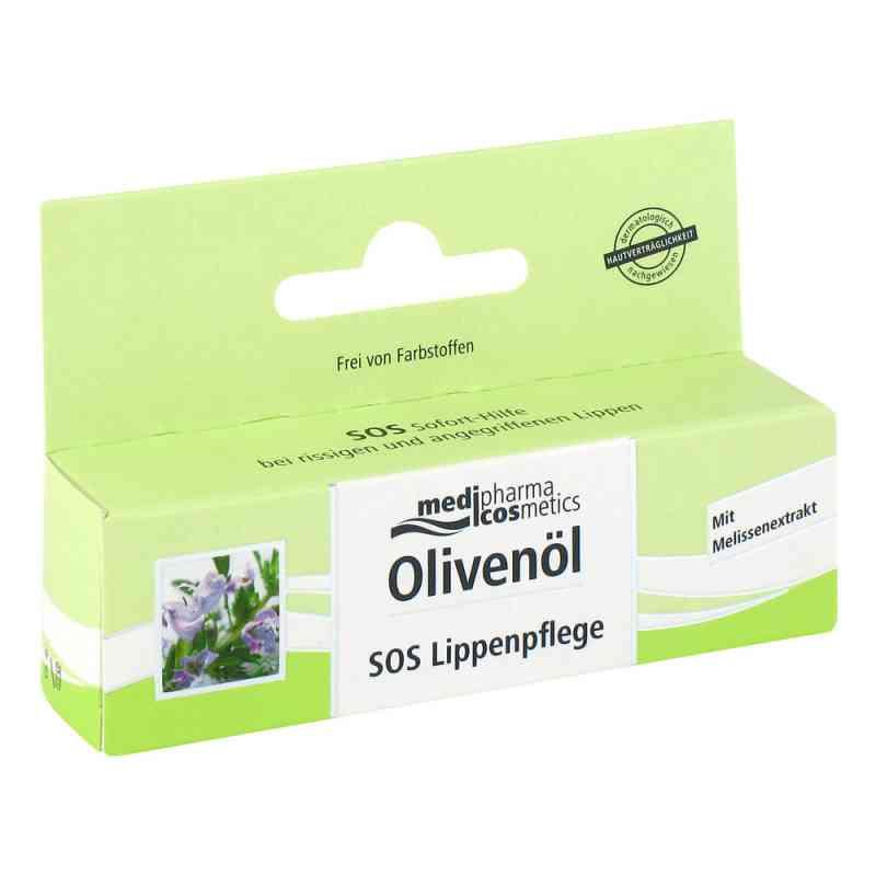 Olivenöl Sos Lippenpflege  bei juvalis.de bestellen