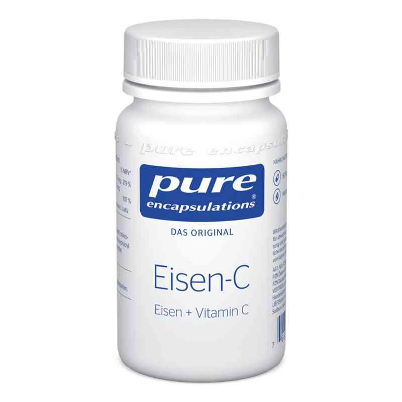 Pure Encapsulations Eisen C Kapseln  bei juvalis.de bestellen