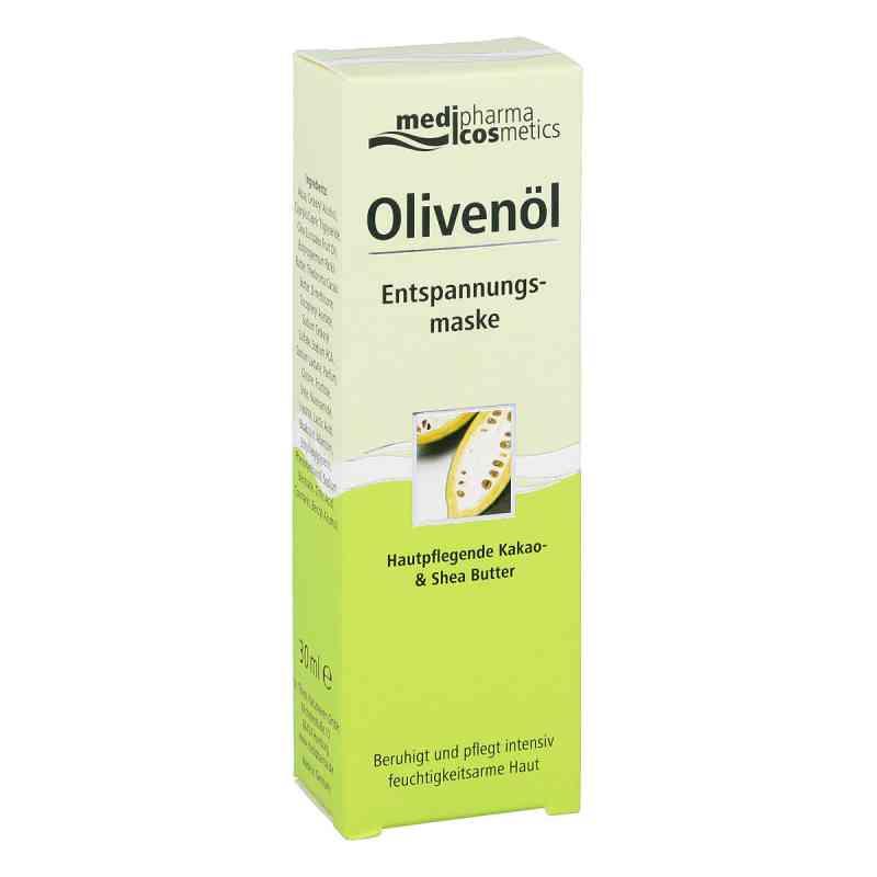 Olivenöl Entspannungsmaske  bei juvalis.de bestellen