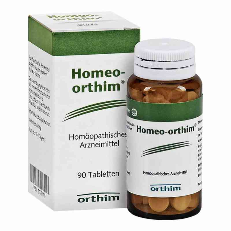 Homeo Orthim Tabletten  bei juvalis.de bestellen
