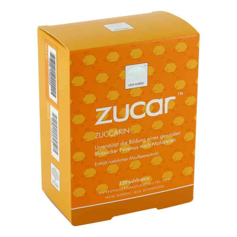 Zucar Zuccarin Tabletten  bei juvalis.de bestellen