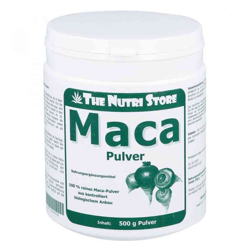 Maca 100% Pur Bio Pulver  bei juvalis.de bestellen