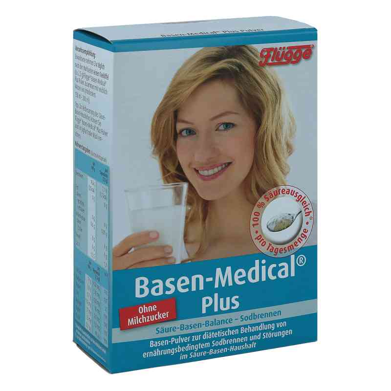 Flügge Basen-medical Plus Basen-pulver  bei juvalis.de bestellen