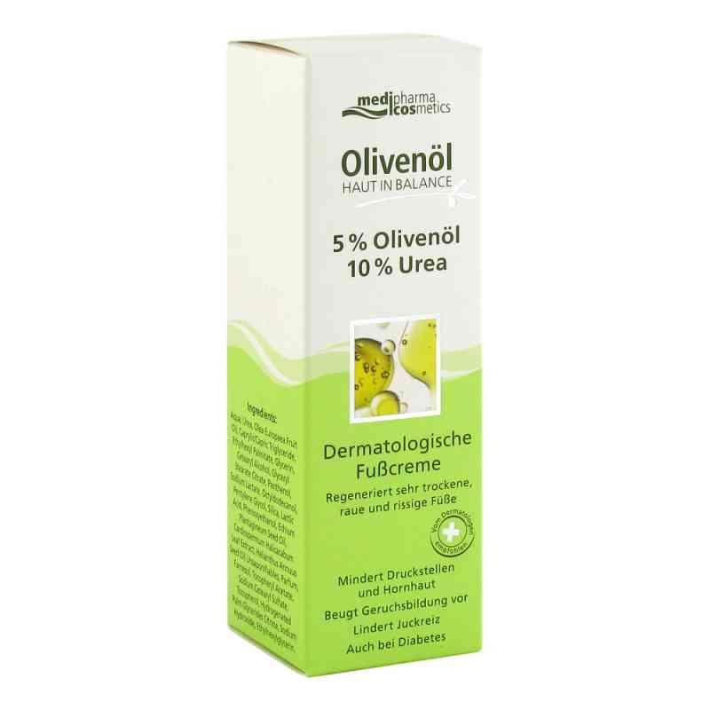 Haut In Balance Olivenöl Fusscr.5%oliven.10%urea  bei juvalis.de bestellen