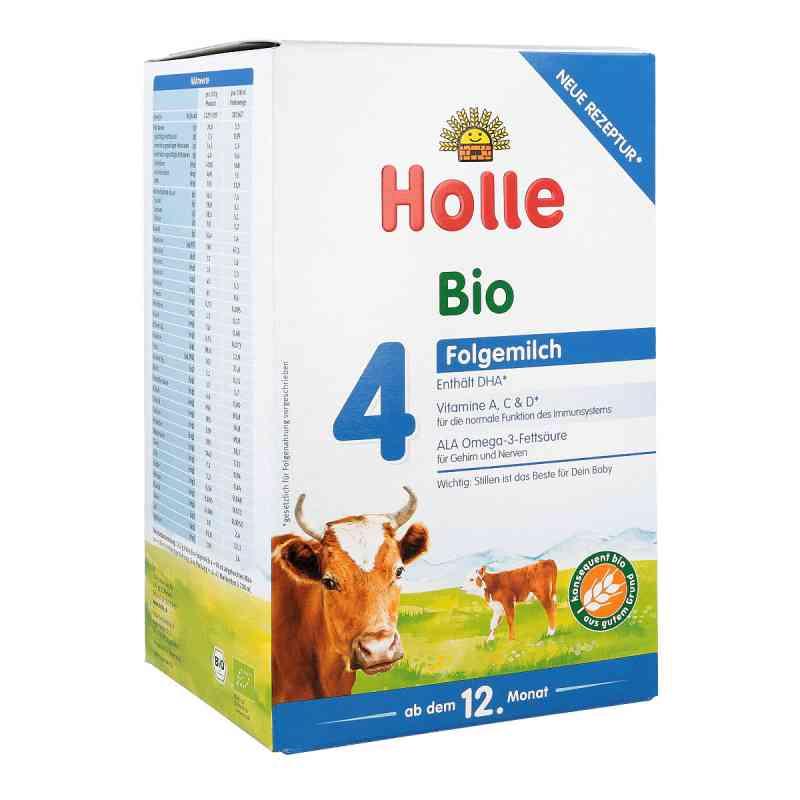 Holle Bio Kindermilch 4  bei juvalis.de bestellen