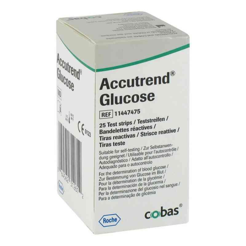 Accutrend Glucose Teststreifen  bei juvalis.de bestellen