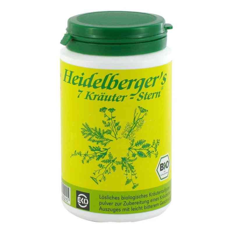 Bio Heidelbergers 7 Kräuter Stern Tee  bei juvalis.de bestellen