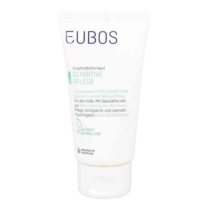 Eubos Sensitive Fuss Hornhaut Reduziercreme  bei juvalis.de bestellen