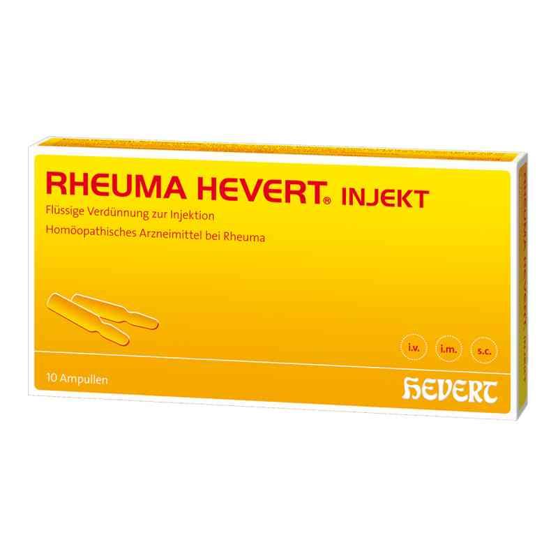 Rheuma Hevert injekt Ampullen  bei juvalis.de bestellen
