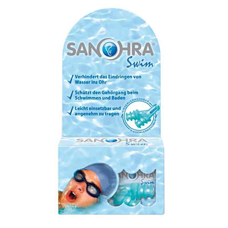 Sanohra swim für Erwachsene Ohrenschutz  bei juvalis.de bestellen