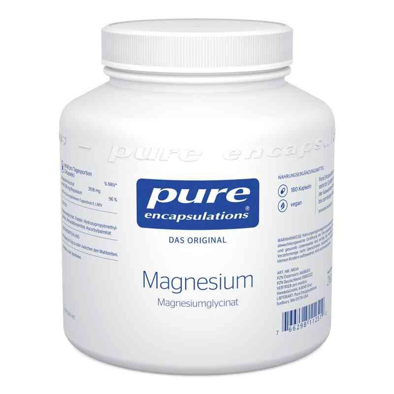 Pure Encapsulations Magnesium Magn.glycinat Kapsel (n)  bei juvalis.de bestellen