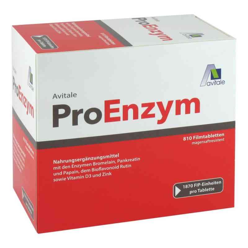 Proenzym magensaftresistente Tabletten  bei juvalis.de bestellen