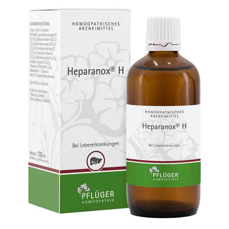 Heparanox H Tropfen  bei juvalis.de bestellen