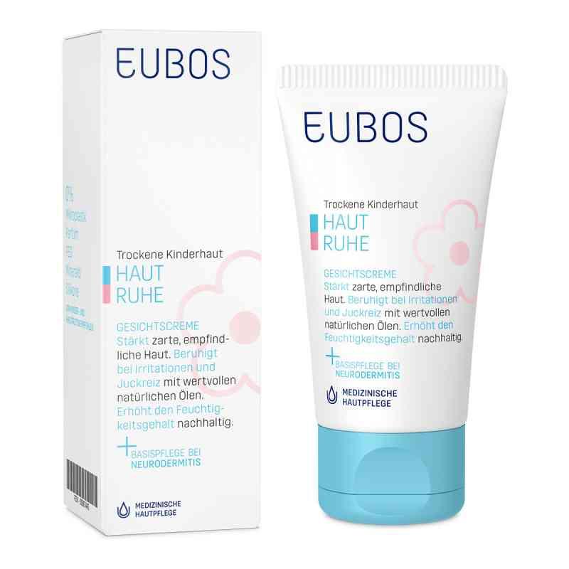 Eubos Kinder Haut Ruhe Gesichtscreme  bei juvalis.de bestellen