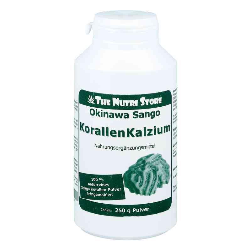 Korallen Kalzium 100% rein Pulver  bei juvalis.de bestellen