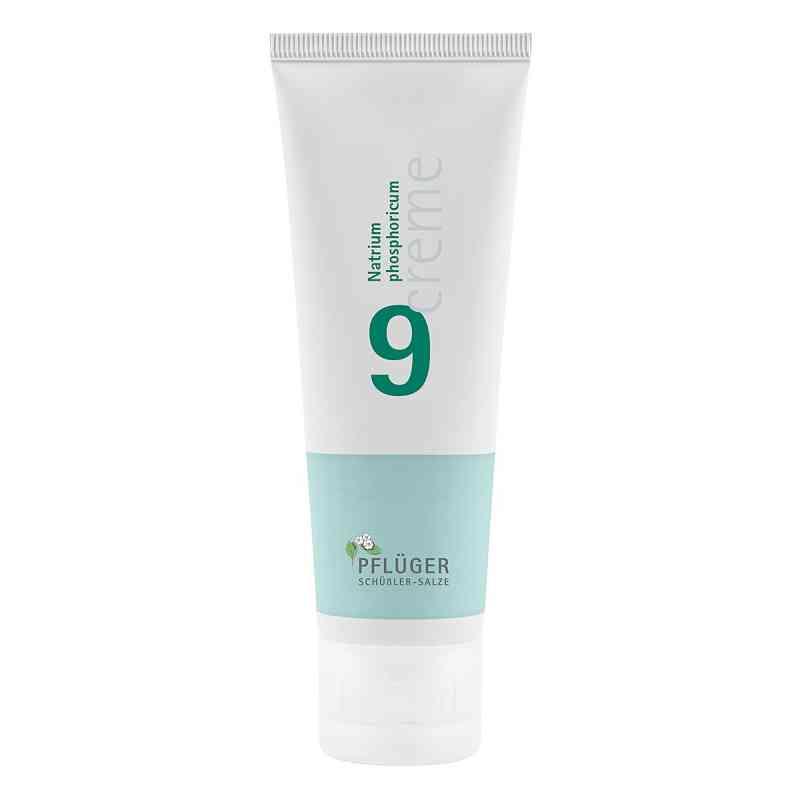 Biochemie Pflüger 9 Natrium phosph. Creme  bei juvalis.de bestellen