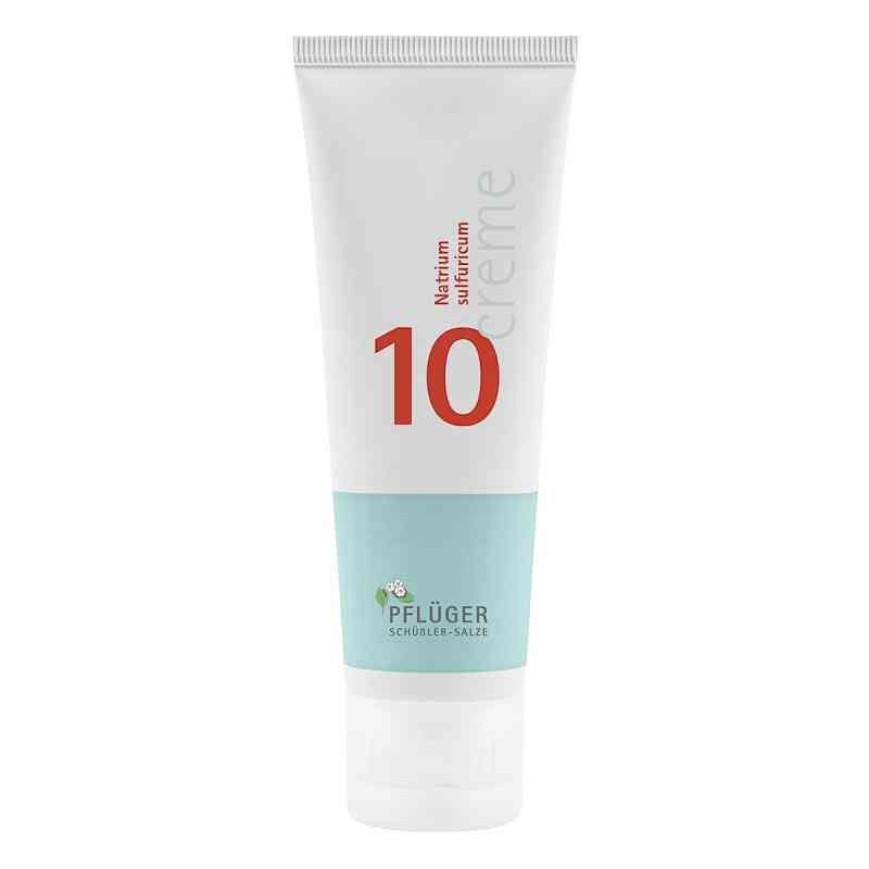 Biochemie Pflüger 10 Natrium sulfur. Creme  bei juvalis.de bestellen