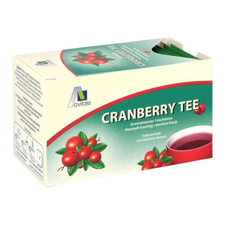 Cranberry Tee Filterbeutel  bei juvalis.de bestellen