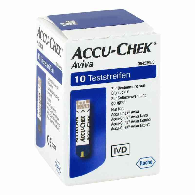 Accu Chek Aviva Teststreifen Plasma Ii  bei juvalis.de bestellen