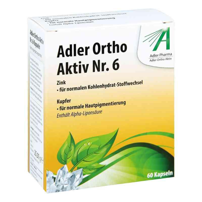 Adler Ortho Aktiv Kapseln Nummer 6  bei juvalis.de bestellen