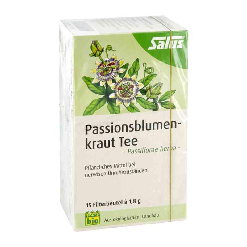 Passionsblumenkraut Tee  bei juvalis.de bestellen