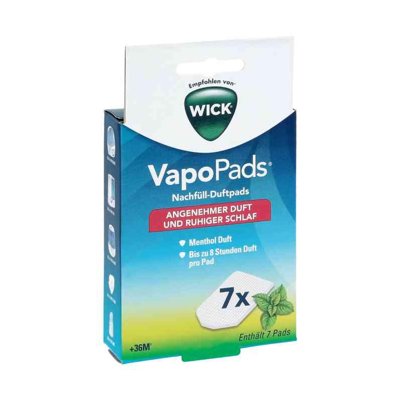 Wick Vapopads 7 Menthol Pads Wh7  bei juvalis.de bestellen