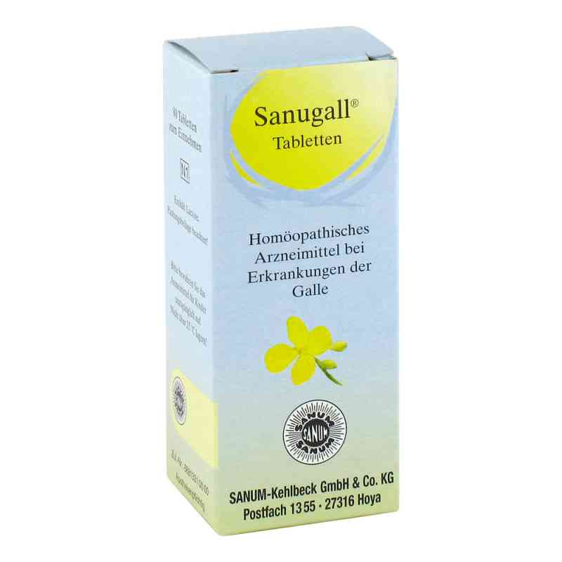 Sanugall Tabletten  bei juvalis.de bestellen