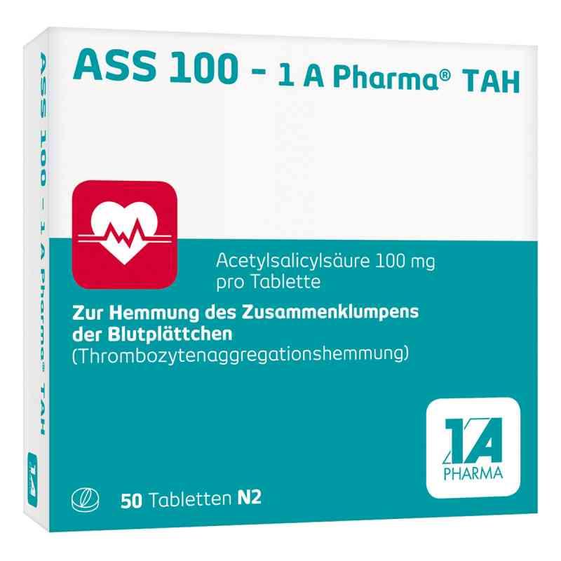 ASS 100-1A Pharma TAH  bei juvalis.de bestellen