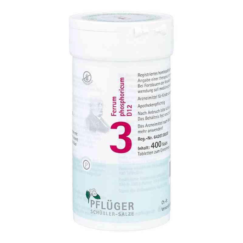 Biochemie Pflüger 3 Ferrum phosphoricum D12 Tabletten  bei juvalis.de bestellen