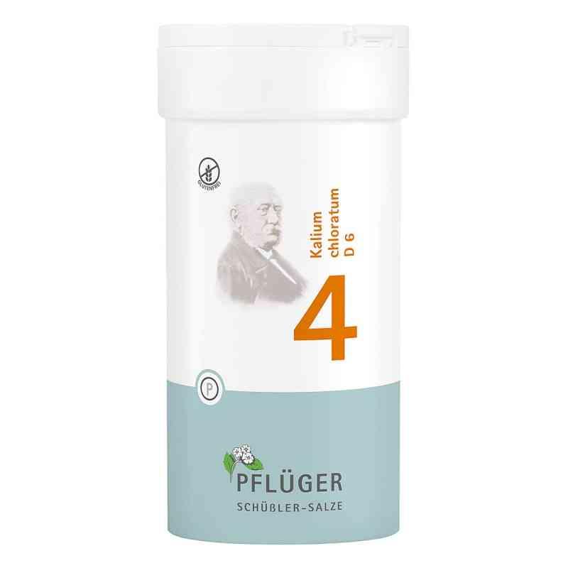 Biochemie Pflüger 4 Kalium chloratum D6 Tabletten  bei juvalis.de bestellen