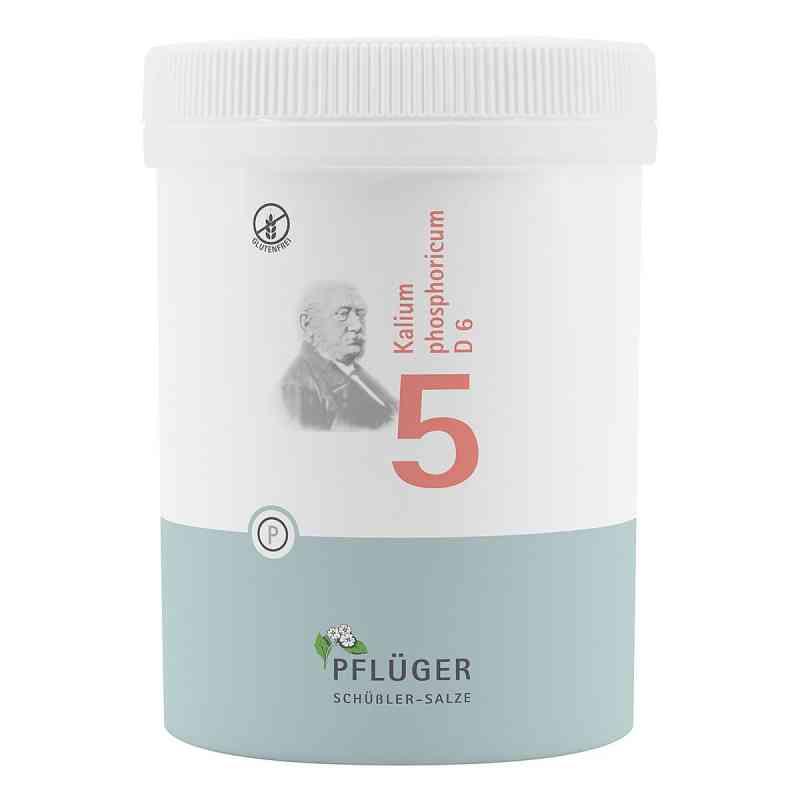 Biochemie Pflüger 5 Kalium phosphoricum D6 Tabletten  bei juvalis.de bestellen