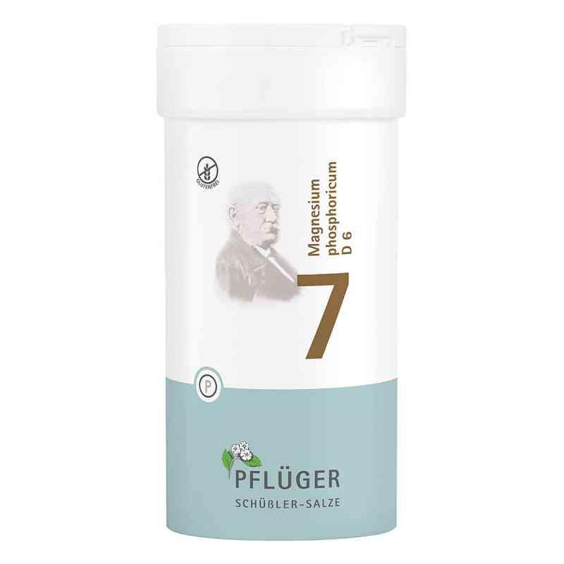 Biochemie Pflüger 7 Magnesium phosphoricum D6 Tabletten  bei juvalis.de bestellen