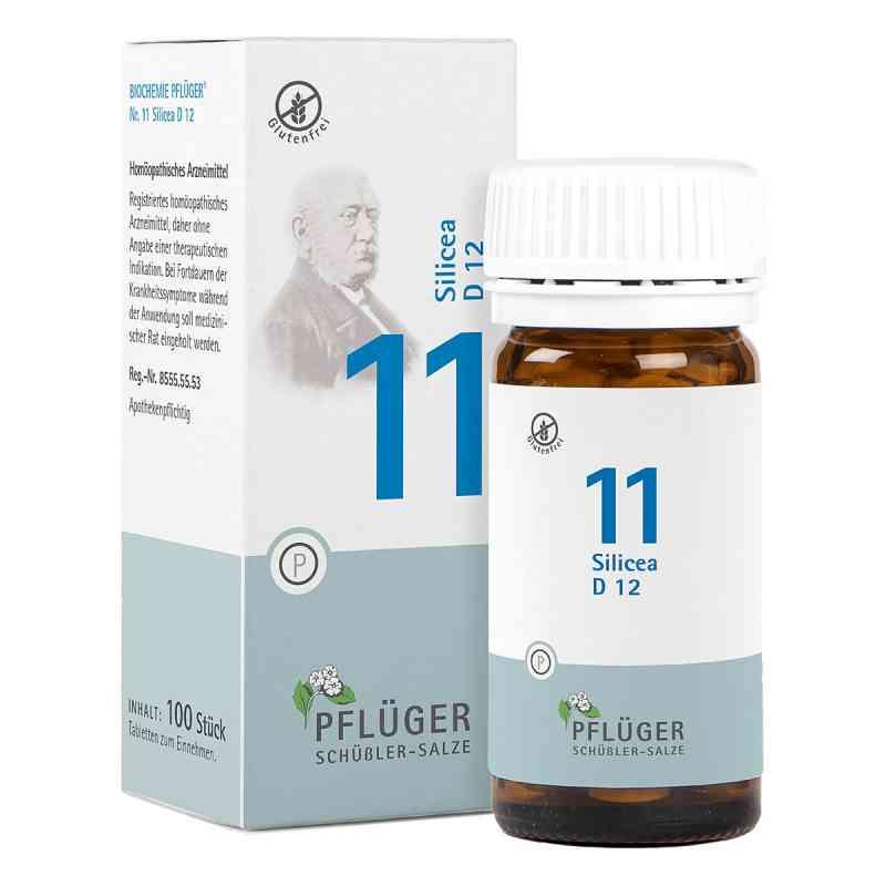 Biochemie Pflüger 11 Silicea D12 Tabletten  bei juvalis.de bestellen